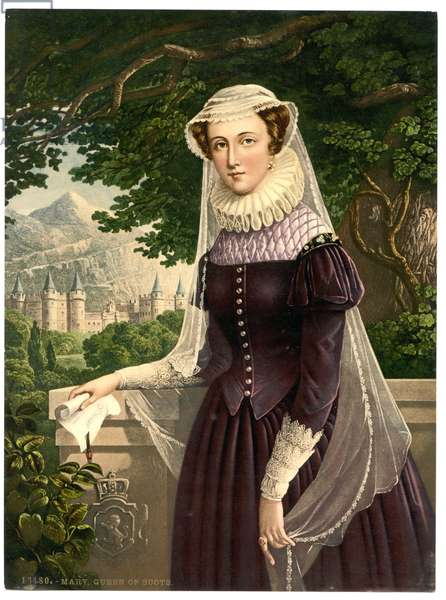 Mary, Queen of Scots 1900