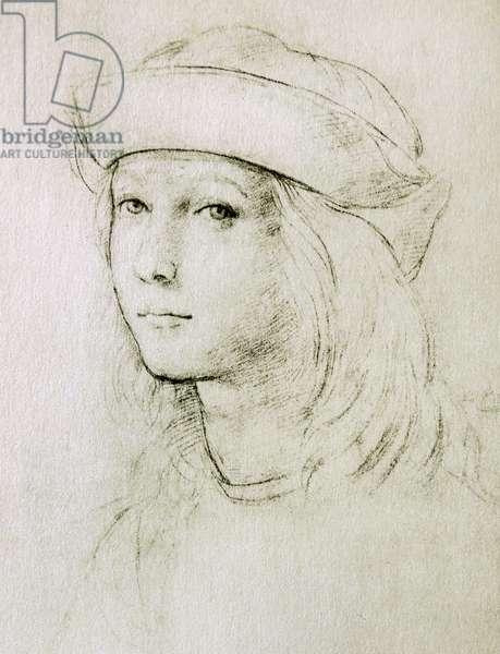 Self-Portrait (About 1497) by Raphael