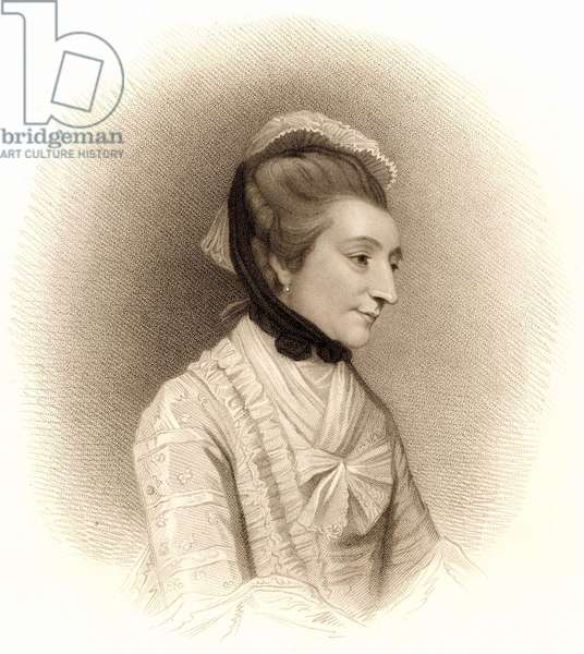 Mrs Montagu, Elizabeth Montagu (1720-1800)