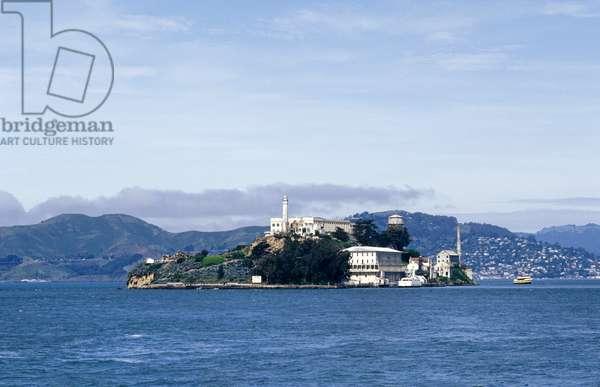 Alcatraz Island, San Francisco, California, North America (photo)