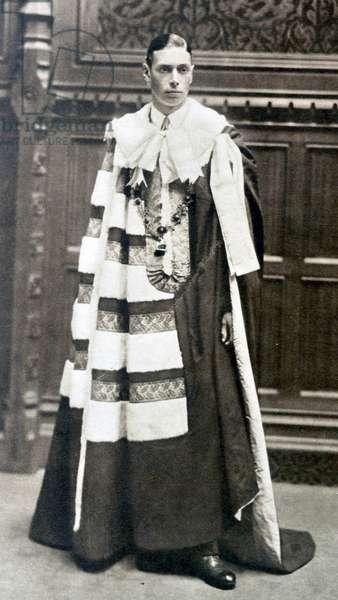 Prince Albert, 1920