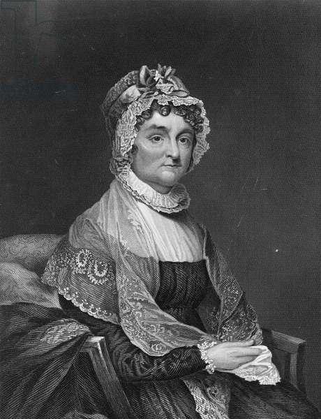 Mrs John Adams, 1799
