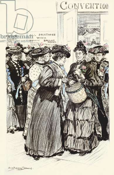 The Convention, 1909
