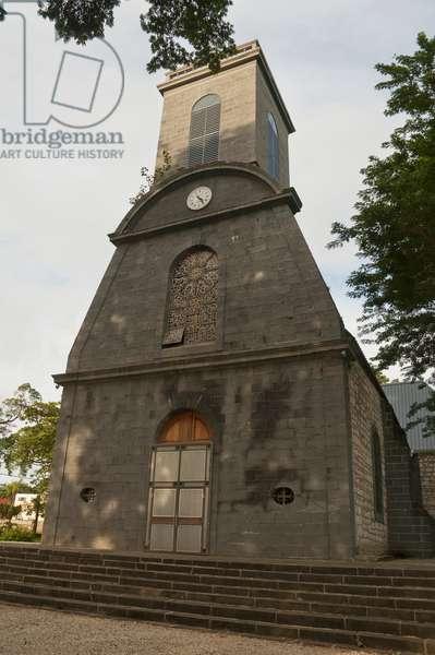 Pamplemousses Church, Mauritius (photo)