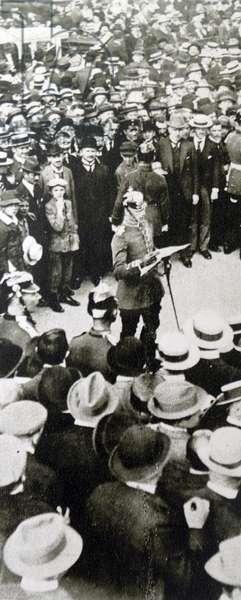Vilhelm II av Tyskland, 1900