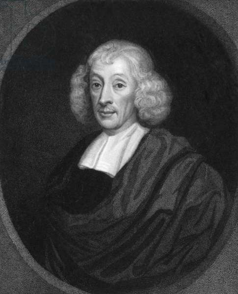 English Naturalist John Ray