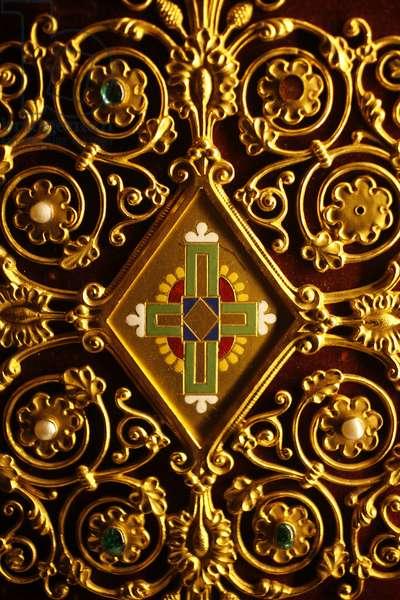 Notre-Dame of Paris cathedral Treasure Museum (photo)