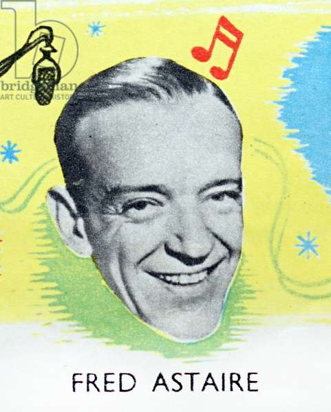 Fred Astaire, 1950