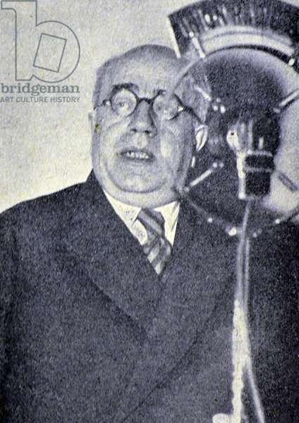 Spanish civil war: Manuel Azana Diaz (Alcalá de Henares January 10, 1880 – Montauban November 3, 1940) Prime Minister of the Second Spanish Republic