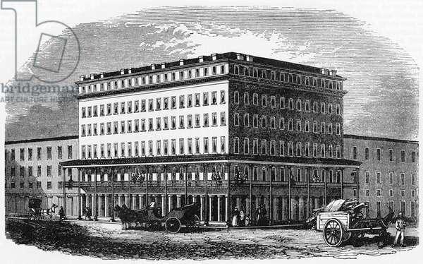 USA History: Hotel Varandah New Orleans