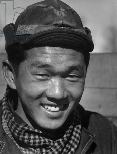 Kenji Sano, Manzanar Relocation Center, California, 1943 (photo)
