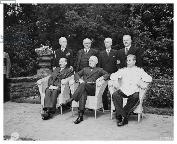 Potsdam (Berlin) conference