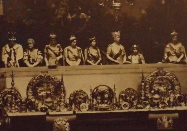 coronation of King George 1937, 1937