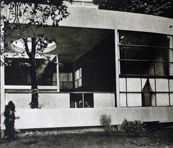 Architecture designed by Le Corbusier, 1950s