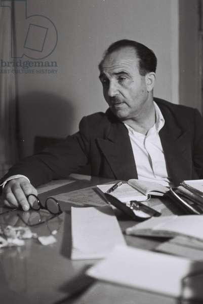 Levi Eshkol, 1963