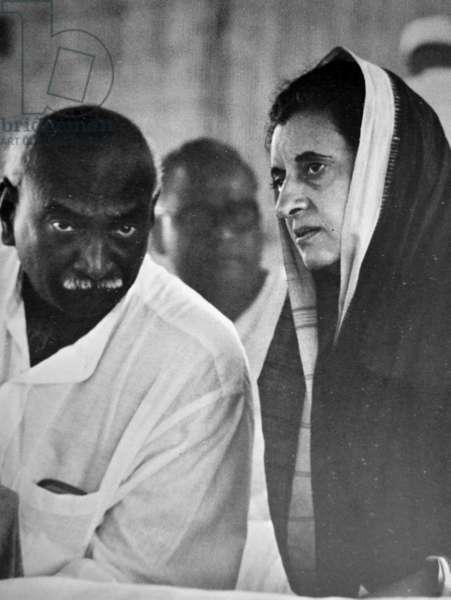 Indira Gandhi, 1967