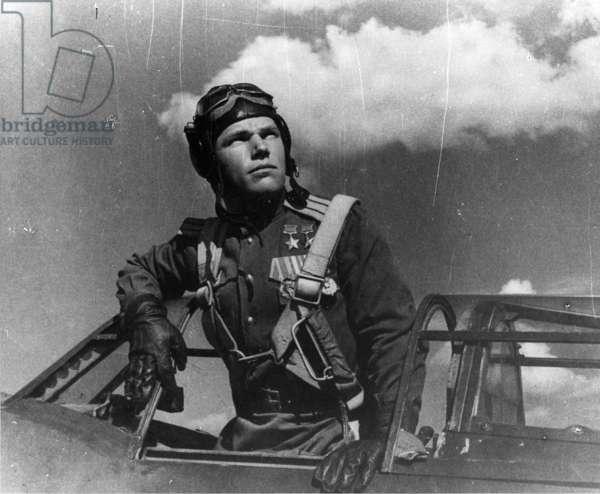 Ivan Kozjedub, Famous World War 2 Soviet Pilot.