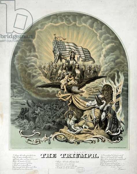 American Civil War allegory