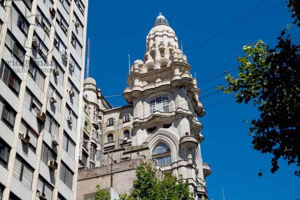 Art Deco Building, Buenos Aires, Argentina (photo)