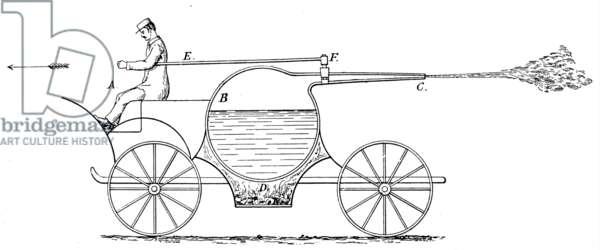Isaac Newton's Steam engine