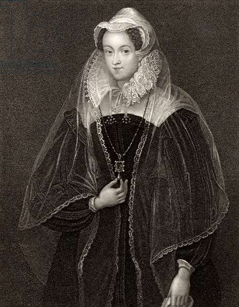 Mary, Queen of Scots (1542-1587)