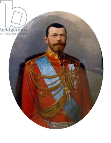 Nicholas II or Nikolai II