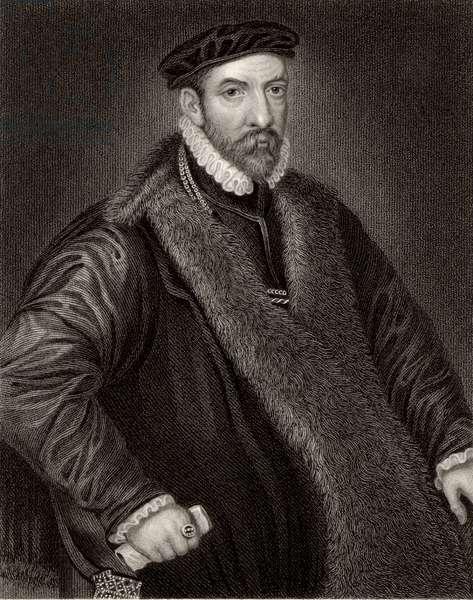 Nicholas Bacon (1509-1579)
