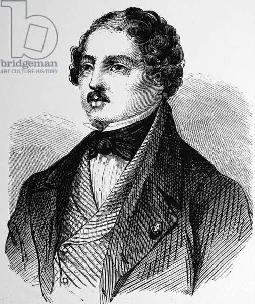Louis Daguerre, 1800