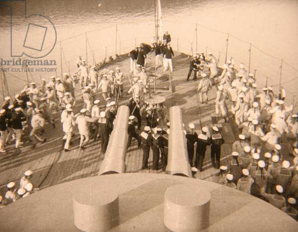 Still from Battleship Potemkin, 1925
