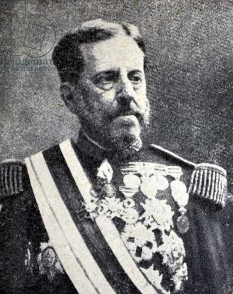 Don Valeriano Weyler y Nicolau, Marquis of Tenerife, Duke of Rubí, Grandee of Spain, (September 17, 1838 – October 20, 1930) was a Spanish general, and Governor General of the Philippines and Cuba.