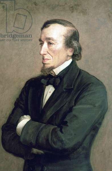 The Earl of Beaconsfield, Benjamin Disraeli, 1881