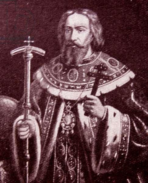 Patriarch Filaret (Feodor Romanov) (1553-1633), patriarch of Moscow