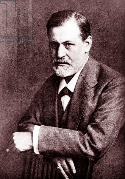 Sigmund Freud, 1909