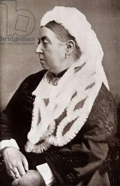 Queen Victoria of Great Britain, 1885