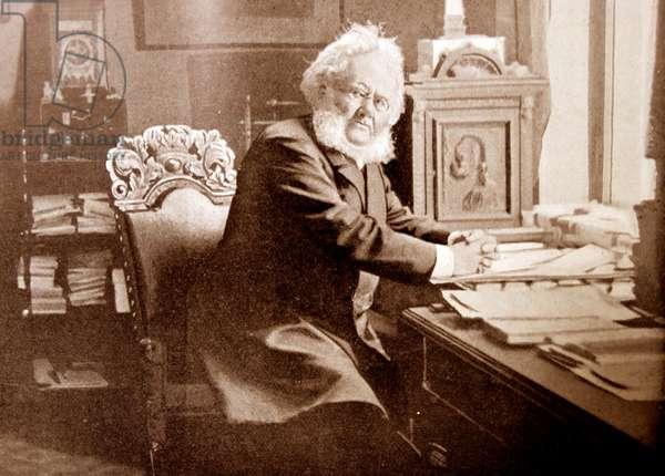 Henrik Johan Ibsen, 1898