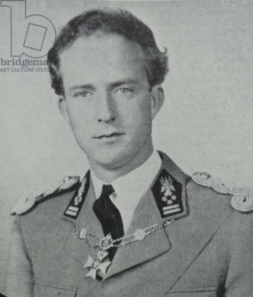 Photograph of Leopold III of Belgium
