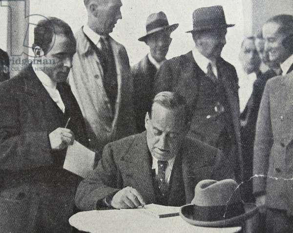 Photograph of José Sanjurjo