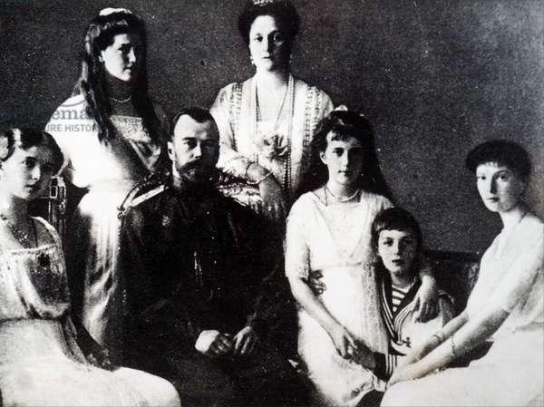 Romanov Family.