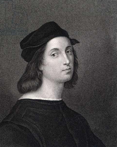 Raffaello Sanzio da Urbino.
