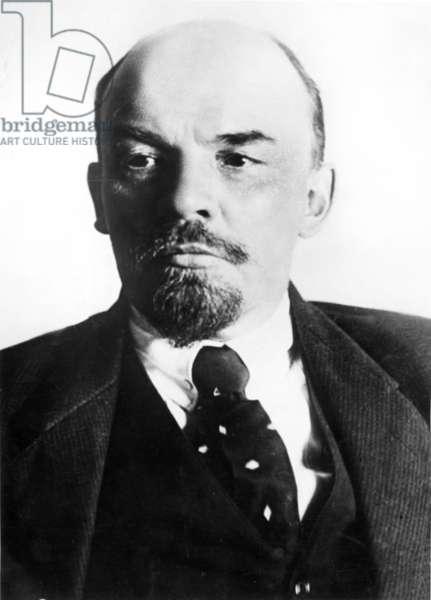 Lenin in 1919.