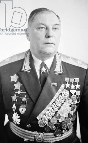 Pokryshkin, Alexandr, 1973, Famous World War 2 Soviet Pilot.