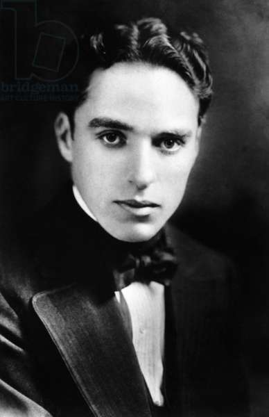 Sir Charles Spencer 'Charlie' Chaplin, 1917