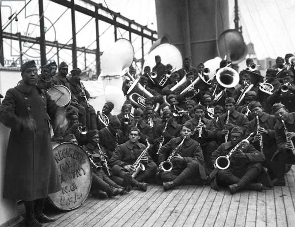 Lt. James Reese Europe's Band
