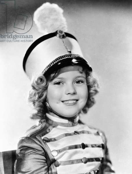 Shirley Temple Black, 1936