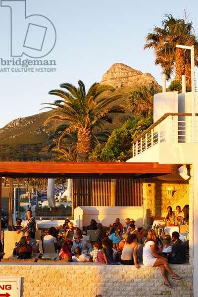 Paranga Restaurant, Camps Bay (photo)