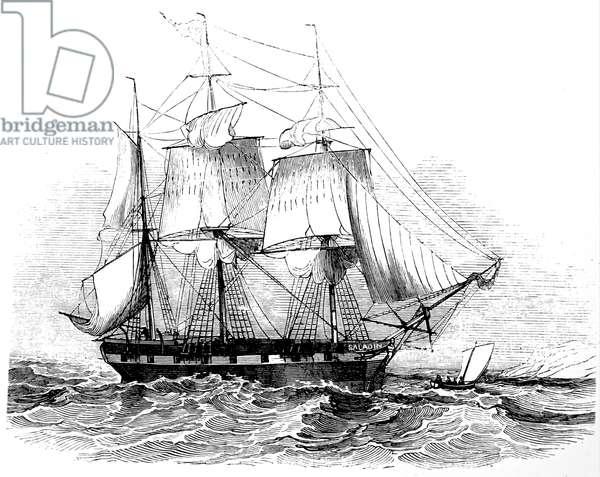 The 'Saladin', 1850