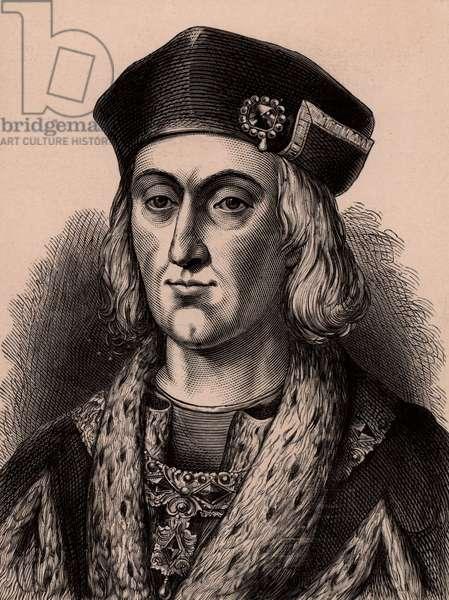 Henry VII (1457-1509)