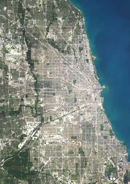 Chicago, Illinois, USA in 2014 (photo)