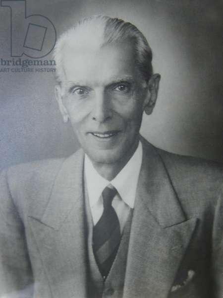 Muhammad Ali Jinnah, 1947