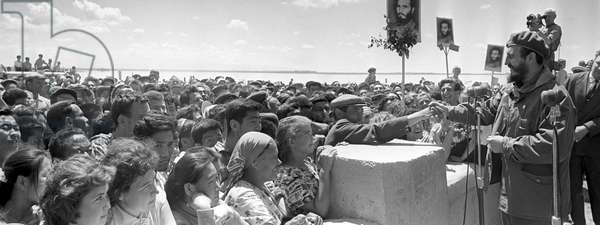 Fidel Castro Visit To Soviet Union